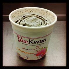 """Our award winning Black Sesame Seed Ice Cream"" Black Sesame, Sheffield, Ice Cream, Steel, Twitter, City, Tableware, Products, No Churn Ice Cream"