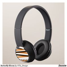 Butterfly Bloom Headphones