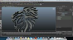 in this tutorial we will learn how to create 3D logos and tribal's from any black and white picture we wish to. this by using illustrator in order to create ...