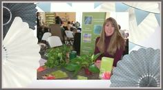 Holistic Fair featuring speakers, readers, holistic healers and green products.