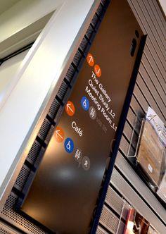 crampton d+a漂亮的环境指示标牌欣赏 设计圈 展示 设计时代网-Powered by thinkdo3