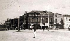 La Glorieta de Cuatro Caminos en 1912. Cualquier parecido con la actualidad es pura coincidencia #madrid