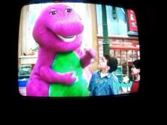 Barney I love you song Spanish #9