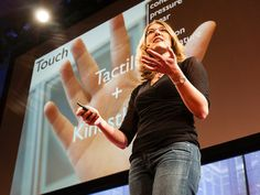 Katherine Kuchenbecker: The technology of touch | Video on TED.com