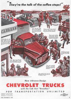 1948 Chevrolet Trucks