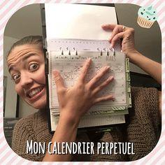 Printable Offert: Mon calendrier Perpétuel pour Filofax