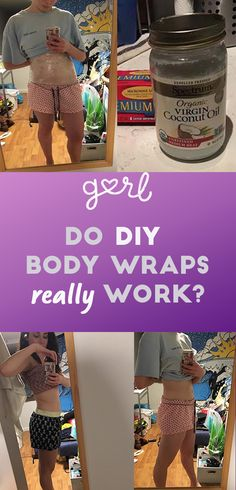 """If you are in the habit of slogging through the annals of self-help Pinterest and Instagram late at night (as I very much happen to be), you have probably stumbled across something called a saran body wrap. This, according to the same accounts that have fifty variations of kale-based smoothies and shill coconut oil as a universal health cure-all, is a means of """"detoxifying"""" one's body by literally, as its name implies, just wrapping it in saran wrap."""