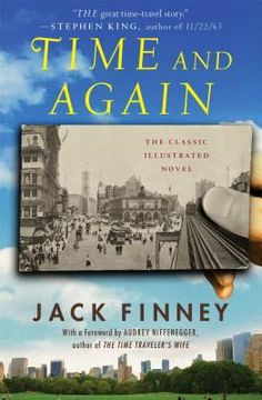 """Time and Again by Jack Finney - Discover the beloved classic that Stephen King called """"THE great time-travel story,"""" now with masterfully restored original. Best Romance Novels, Romance Books, Novels To Read, Books To Read, Book 1, The Book, Book Nerd, Jack Finney, The Time Traveler's Wife"""