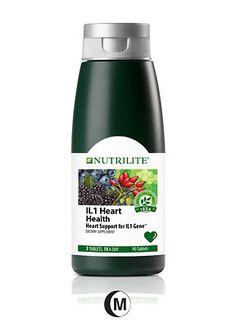 102052 - Nutrilite® IL1 Heart Health