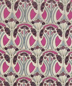 Mauverina C Tana Lawn, Liberty Art Fabrics