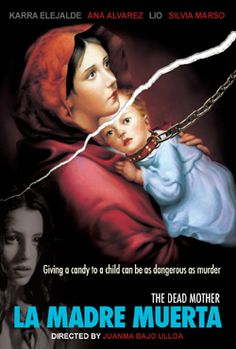 La madre muerta -Juanma Bajo Ulloa