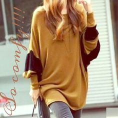 """Spotted while shopping on Poshmark: """"fantastic long comfy top""""! #poshmark #fashion #shopping #style #Tops"""