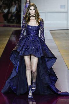 Défilé Zuhair Murad: Haute Couture automne-hiver 2016-2017