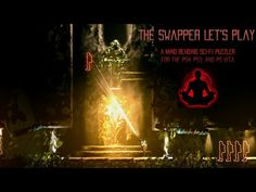 The Swapper for PS4 - Let's Play Sci-Fi Puzzles Preview