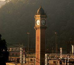 CPTM - Expresso Turístico Imagem da estação de trem em Paranapiacaba