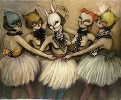 'Bailarinas'