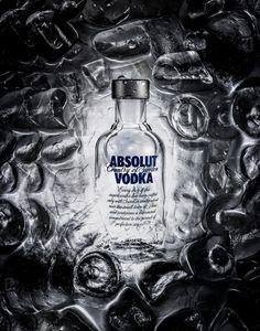 Hasselblad Shoot Vodka