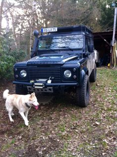 Winde verbaut Defender 110, Vehicles, Rolling Stock, Vehicle