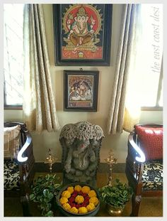 Tanjore painting - Indian style decor