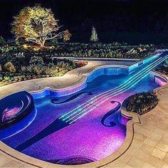 Piscina musical