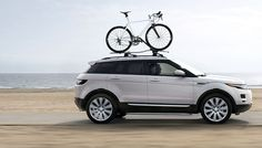 Whatever the day has in store, Range Rover Evoque's blend of driver-friendly features and accessories means you'll be equipped to get the most out of every day.