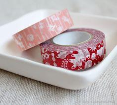 Upon a Fold   Washi Tape