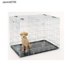 Cage Divider for Savic Residence Dog Cage - Large Large Dog Cage, Large Dogs, Dog Cages, Pet Cage, Tiny Puppies, Puppies For Sale, Dog Crate Divider, Cages For Sale, Airline Pet Carrier