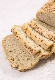 Foodpunk Low Carb Sandwich Brot - Powered by @ultimaterecipe