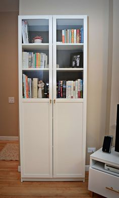 Ashley Nicole Catherine Ikea Hack Billy Bookcase And Besta Storage Unit