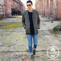 Mens Fashion Guide — via Instagram ift.tt/1TRuQXM