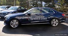 Mercedes Benz C 350 Plug in Hybrid