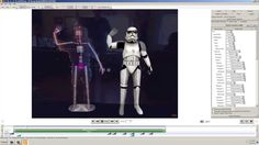 Kinect Mocap Animation with iPiSoft V2 Free Depth Movie Recorder