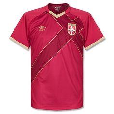 Camiseta de Serbia 2015-2016 Local #Serbia #Republika #Srbija