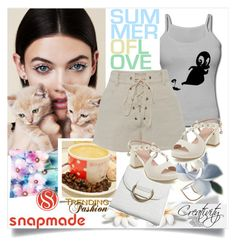 """Snapmade 9/10"" by creativity30 ❤ liked on Polyvore featuring All That Remains and Blume"