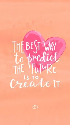 Motivation quote about making the future that you want. Positive Quotes For Life Encouragement, Positive Quotes For Life Happiness, Positive Vibes, Some Quotes, Quotes To Live By, Favorite Quotes, Best Quotes, Motivational Quotes, Inspirational Quotes