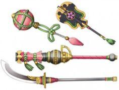 a_桜和装武具