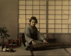 12 Gorgeous Color Photos Of Geisha In The Late 1800s