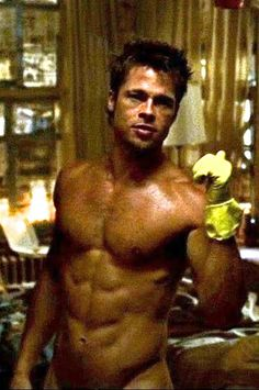 "Best part in fight club ""you want to finish her off""? With the gloves and everything lmao I love it"