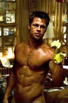 Brad Pitt OMFG!!!❤Sinfully Delicious!