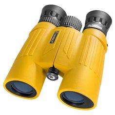 Waterproof binoculars with an ergonomic design.    Product: Binoculars   Construction Material: BK-7 prism glass, p...
