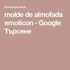 molde de almofada emoticon - Google Търсене Google, Throw Pillows, Smileys