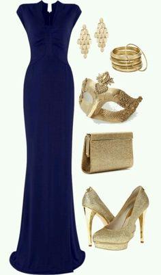 Longo azul