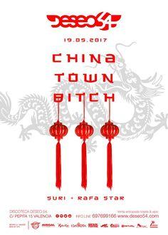 Fiestas Deseo54 fin de semana: China Town Btch y Styl Punk by Slave of Fame en Deseo Cincuentaycuatro  Este finde las chicas VIP Bitch se sumergen en los más oscuros fondos de CHINA TOWN para volvernos a hacer disfrutar, un viernes más, de sus shows y performances más divertidos.  Este sábado vuelve Slave of Fame con las pilas bien cargas. Tras el subidón del aniversario, nuestro equipo de animación se ha propuesto sorprendernos una vez más con una de esas puestas en escena que tanto nos…