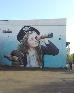 pirate girl by Rogue-One in Glasgow Barras