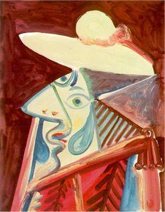 Buste de Picador, 1971 © Pablo Picasso