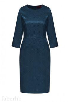 High Neck Dress, Dresses For Work, Fashion, Turtleneck Dress, Moda, Fashion Styles, Fasion, High Neckline Dress