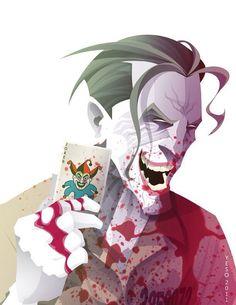Joker by Yeso