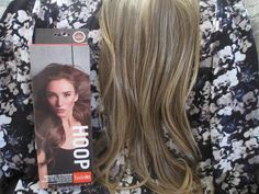 Whats Inside Your Beauty Bag?: hairdo Invisible Extension
