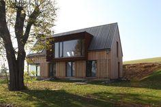 Roprachtice House by PRODESI/ Roprachtice, Czech Republic