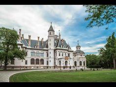 Szállodaként és rendezvényhelyszínként üzemel majd. Castles, Mansions, Architecture, House Styles, Arquitetura, Chateaus, Manor Houses, Villas, Mansion